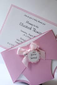 handmade baby shower invitation diaper shape 2 75 via etsy