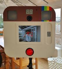 how to make a photo booth diy instagram photo booth that you can make yourself