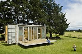 tiny container homes port a bach a portable teeny tiny shipping container home