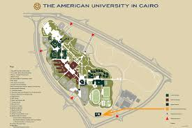 American University Campus Map Campusmap Gif