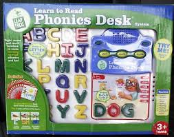 Leapfrog Phonics Desk Leap Pad