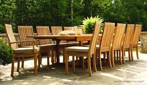 Teak Patio Table Patio Table Sets U2013 Darcylea Design