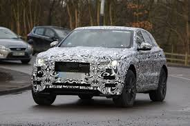 jaguar jeep 2016 jaguar f pace suv spied inside and out autoevolution