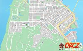 san francisco map painting dogs 2 painted orcz the wiki