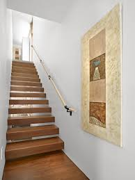 Floating Stairs Design Stair Design Staircase Craftsman With Light Gray Under Stair