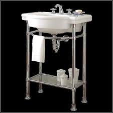 Bathroom Console American Standard Retrospect 27 Bathroom Console Sink Sinks And