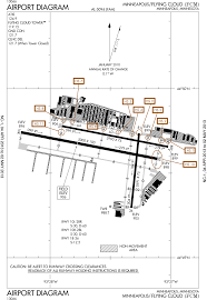 Msp Map Flying Cloud Airport Wikipedia