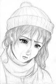 sad sketch by khraom on deviantart