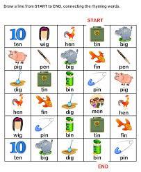 189 best rhyming images on pinterest rhyming words nursery
