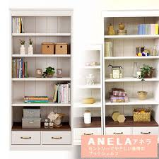 Stylish Bookshelf Atom Style Rakuten Global Market Bookcase Completed Stylish