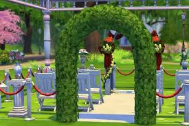 wedding arches in sims 4 blackys sims 4 zoo wedding garden sims 4 downloads