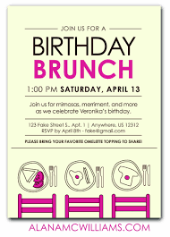 brunch invites birthday luncheon invitations birthday lunch invitation wording