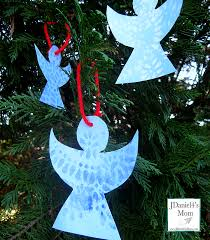 ornaments painted