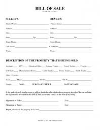 Power Of Attorney Form For Real Estate by Basic Bill Of Sale Form Printable Blank Form Template Real