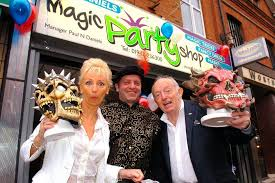debbie mcgee hits back at paul daniels u0027 eldest son after he