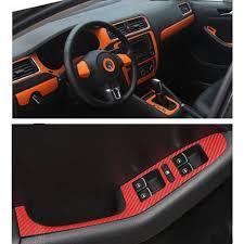 2012 Volkswagen Jetta Interior Aliexpress Com Buy Car Interior Whole Carbon Fiber Sticker