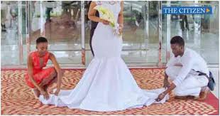 Custom Made Wedding Dresses Demand Increases For Custom Made Wedding Dresses In Tz Tanzania