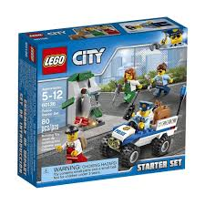 lego mini cooper polybag lego city 60136 police starter set new sealed 80pcs ages 5 fun