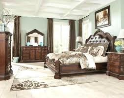 7 piece bedroom set king king size bed ashley furniture medium images of furniture black