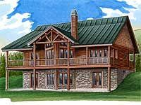 rustic cabin floor plans appalachia mountain rustic lake houses lake house plans and