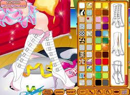 jeux de cuisine girlsgogames décoration de chaussures un jeu de filles gratuit sur