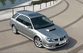 subaru impreza old five fast affordable estate cars for under 10 000