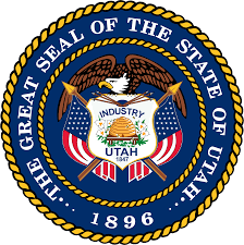 Texas State Flag Image File Seal Of Utah Svg Wikimedia Commons