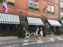 Family Hotels Covent Garden Awnings Refurbished At Covent Garden Hotel Deans Blinds