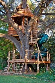 Backyard Treehouse Ideas 15 Awesome Treehouse Ideas For You And The Kids Playhouse For