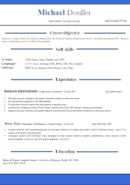 free resume templates docs free resume template docs