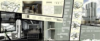 architecture design board layout final loversiq