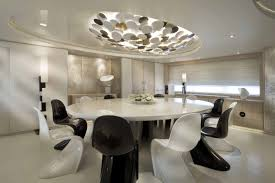 dining room inspiring white and black themed dining space with
