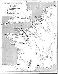 Calais France Map by Maps France 1944 Sean Gillies