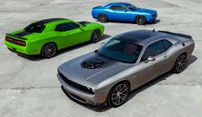 dodge challenger all models uautoknow dodge challenger receives numerous updates and