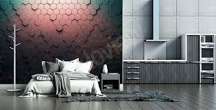 papier peint design chambre papiers peints catégories 3d papier peint myloview fr
