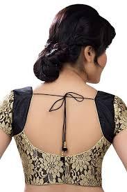 blouse designs beautiful brocade blouse pattern designs saree