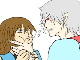 Spit Meme - spitting while kissing meme by sailorgirl10 on deviantart