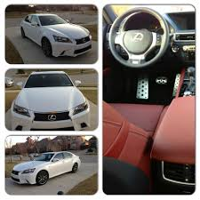 lexus gs 350 f sport options picked up a 2013 gs 350 f sport starfire pearl cabernet
