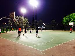 basketball courts with lights near me al nahda pond park dubai blessed days in dubai