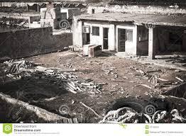 abandoned place stock photo image 47705813