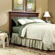amazon com sauder 417854 headboard bed room palladia select