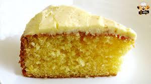 how to make a lemon cake youtube