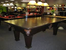 Convert Dining Table To Pool Table Shedlovskycom - Pool table dining room table top
