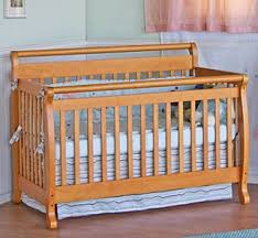 Davinci Emily 4 In 1 Convertible Crib With Toddler Rail Davinci Emily 4 In 1 Crib With Toddler Rail Honey Oak Davinci