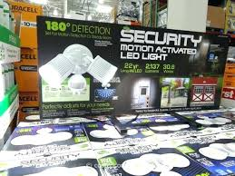 costco wireless motion sensor led lights security light with camera costco led lights security motion