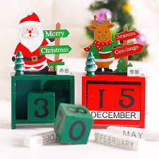 wooden new year advent calendars tree vinyl picture more detailed