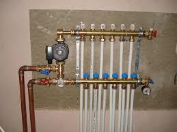 Pictures Of Recent Underfloor Heatings  Ian Thomas Plumbing And - Under floor heating uk
