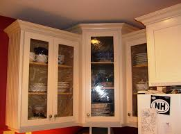 cabinet glass for kitchen cabinet doors updated glass kitchen