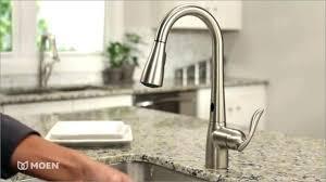 high arc kitchen faucet leaking moen splash subscribed me