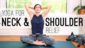 Neck To Shoulder - for neck and shoulder relief with adriene